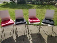 Chairs with cushions for sale