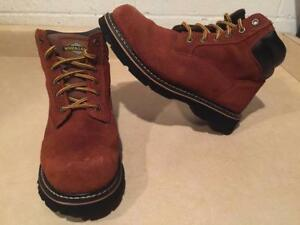 Mens Size 10W Workload Sam 3 Boots