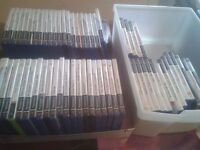 Ps2 games DVDs cds