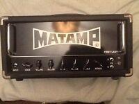 Matamp First Lady guitar amplifier