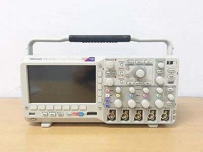 Tektronix Mso2014 100mhz 4ch 16ch Oscilloscope