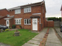 2 Bed Semi Detached - Great property in Hartlepool (Available now - No chain!) Bargain property