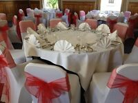 Thistle Dae for Chair Cover Hire from £1.00 For Dundee & Fife Areas