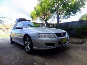 2005 Holden Commodore Wagon - Fully Serviced Glebe Inner Sydney Preview
