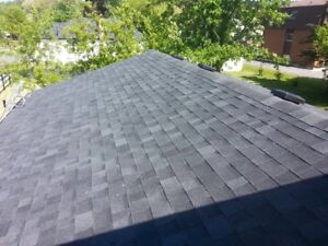 Steel and Shingle roofing