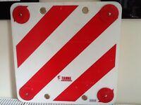 Fiamma Carry-bike rear signal plate