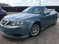 2009 Saab 93 convertible Diesel Automatic Linesr SE