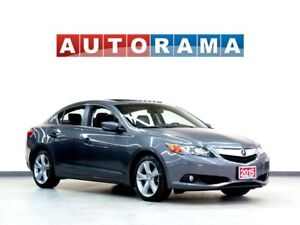 2015 Acura ILX PREMIUM PACKAGE LEATHER SUNROOF BACK UP CAMERA