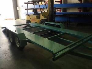 2T Tandem Car trailer Carrier, Huge 4200mmx2050mm Deck Yandina Maroochydore Area Preview