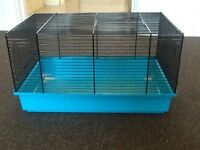 Small wire hamster cage £4