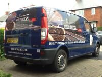 Mercedes Benz Vito - mobile barista coffee van with existing business opportunity