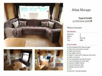 ***REDUCED Static Caravan For Sale Near Newcastle, NOT Eyemouth, NOT Haven, Finance Available
