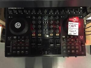 Usager = Native Instruments Traktor Kontrol S4