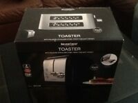 'SILVERCREST' 2 SLICE TOASTER. BRAND NEW AND UNOPENED