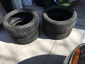 235/50 R18 tires from 2014 Ford Escape