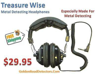 """Treasure Wise Headphones """"Great Sound Quality"""" FREE Shipping"""