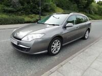 RENAULT LAGUNA 2.0 DCI ESTATE LATER SHAPE ABSOLUTELY OUTSTANDING CAR , SERVICE HISTORY AA OR RAC