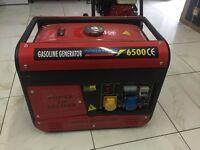Gasoline Generator 6500w (Brand New Cheap)