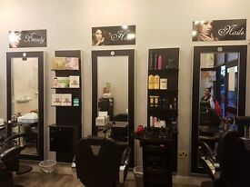 Hair and beauty salon for rent leytonstone high road