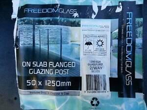 On Slab Flanged Glazing Posts Shenton Park Nedlands Area Preview