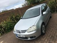 Vw golf good reliable car 150 on the clock .. full service history ( just been serviced )