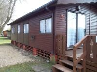 Butlins Minehead Lakeside lodge