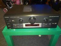 High end Technics SA DX950 surround sound amp
