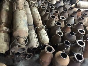 Sell your DPF exhaust for cash