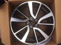 Nissan Qashqai 19 inch alloy wheel