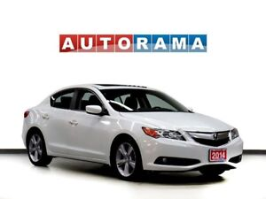 2014 Acura ILX PREMIUM PKG BACKUP CAM LEATHER SUNROOF ALLOY WHEE