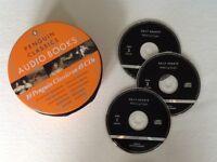 Penguin classics audio books x 10