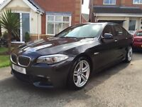 BMW 525d M SPORT AUTO 2011 FULLY LOADED