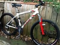 Specialized rockhopper pro mountain bike