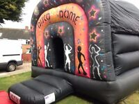 Hot tub, bouncy castles, disco dome, softplay, popcorn machine, slush machine hire , Gazebo hire