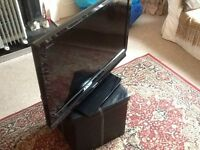 Toshiba 32' flat screen television