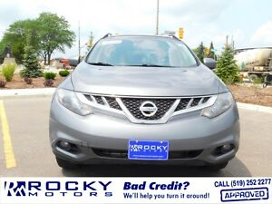 2014 Nissan Murano - BAD CREDIT APPROVALS