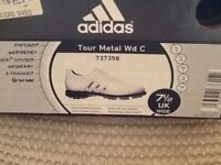 Gents adidas golf shoes