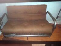 Double futon.
