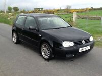 Lovely VW golf 1.4 petrol for sale,full years m.o.t...£845 Ono