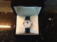 Concorde Gents Watch - Limited Addition history based on New York to London 2-52 mins 59 seconds