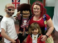 Fizzy's Funtastic Parties - Childrens Entertainers! Storytelling, Crafts, Games and Face Painting