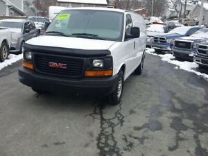 2016 GMC Savana 2500 1WT one owner work van just inspected