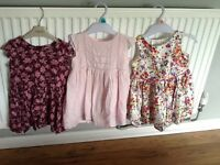 Girls clothing bundle age 12 months - 3 years