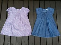 Baby Girl Clothes, Age 6-9 Months, Mostly Mini Club (Boots) Excellent Condition