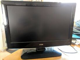 "Logik 26"" HD LCD TV (incl. Freeview)"