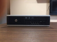 HP Elite 8300 USDT Small but powerful Core i5-3570s 4GB 320GB