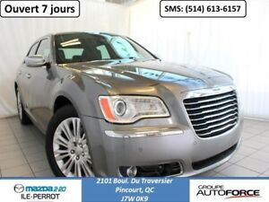 2012 Chrysler 300 LIMITED AWD CUIR TOIT A/C