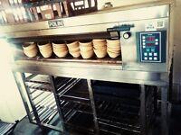 Bakery Equipment - Oven, Mixers, Fridge etc + Van and Training