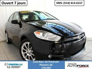 2013 Dodge Dart LIMITED AUTOMATIQUE A/C CUIR