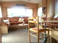 STATIC CARAVAN FOR SALE , CRIMDON DENE HOLIDAY PARK , PARK DENE RESORTS , SEA VIEW PITCHES